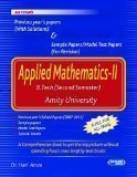 Applied Mathematics - II Previous Year Papers by Hari Arora