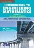Introduction to Engineering Mathematics - Vol. 2 Second Semester by H.K. Dass