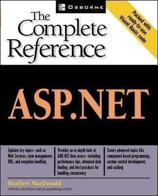 ASP.NET The Complete Reference by Matthew Macdonald