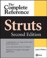 Struts The Complete Reference 2nd Edition by James Holmes