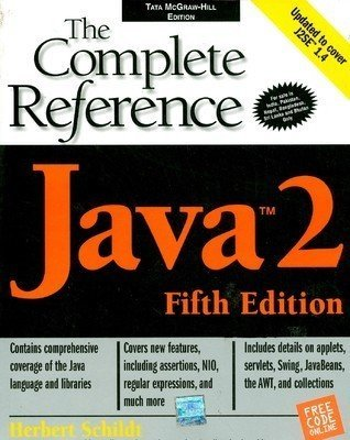 Java 2 The Complete Reference Fifth Edition by Herbert Schildt