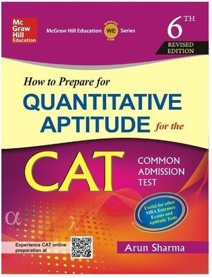 How to Prepare for Quantitative Aptitude for CAT Old edition by Arun Sharma