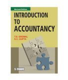 Introduction to Accountancy                        Paperback by T.S. Grewal (Author), S.C. Gupta (Author)| Pustakkosh.com