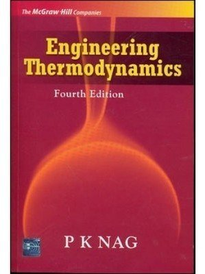 Engineering Thermodynamics                        Paperback by P Nag (Author)| Pustakkosh.com
