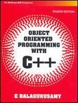Object Oriented Programming With C by Balagurusamy