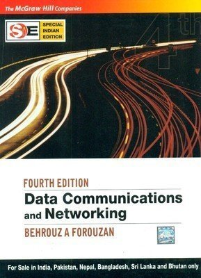DATA COMMUNICATIONS AND NETWORKING SIE                        Paperback Behrouz A. Forouzan | Pustakkosh.com