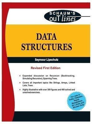 Data Structures SIE                 Seymour Lipschutz | Pustakkosh.com