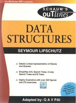 TP of Data Struc - SIE                        Paperback seymour lipschutz| Pustakkosh.com