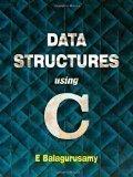 Data Structures Using C by Balagurusamy