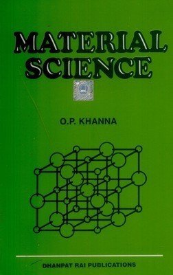 Material Science by O.P. Khanna