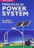 Principles of Power System                        Paperback by V.K Mehta (Author), Rohit Mehta (Author)| Pustakkosh.com