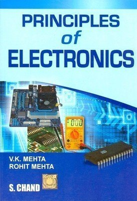 Principles of Electronics         V.K Mehta and Rohit Mehta | Pustakkosh.com