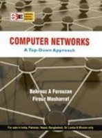 Computer Networks A Top - Down Approach by FOROUZAN