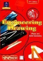 Engineering DrawingPlane And Solid Geometry9E by Bhatt