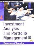 Investment Analysis and Portfolio Management by Prasanna Chandra