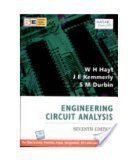 Engineering Circuit Analysis                        Paperback by W Hayt (Author), et al.| Pustakkosh.com