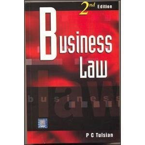 Business Law by P C Tulsian