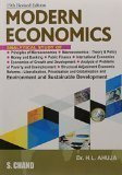 Modern Economics 19th Revised Edition by H L Ahuja