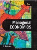 Managerial Economics by G. Gupta