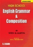High School English Grammar and Composition Delux Old Edition by P.C. Wren