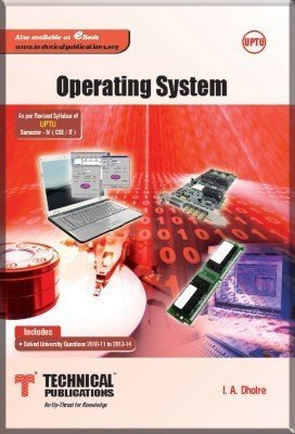 Operating Systems For Uptu  Iv-CseIt-2013 Course  by Na