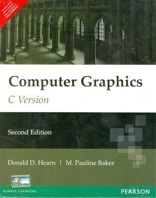 Computer Graphics C Version 2e                        Paperback  Hearn | Pustakkosh.com