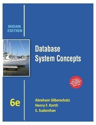 Database System Concepts by Silberschatz