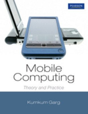 Mobile Computing 1e                        Paperback by Garg (Author)| Pustakkosh.com