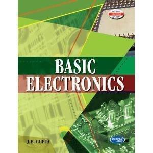 Basic Electronics          J.B. Gupta | Pustakkosh.com