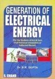 Generation of Electric Energy                        Paperback by Gupta B.R. (Author)| Pustakkosh.com