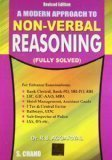 Modern Approach To Non-Verbal Reasoning by R.S. Aggarwal