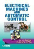 Electrical Machines and Automatic Control by Navani J.P.