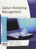 Global Marketing Management 7e by Keegan / Bhargava