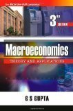 MACROECONOMICS THEORY AND APPLICATIONS by G. Gupta
