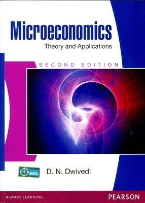Microeconomics Theory and Applications 2nd Edition by D.N. Dwivedi