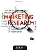 Marketing Research by G.C. Beri