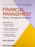 Financial Management - Theory Concepts and Problems R.P. Rustagi| Pustakkosh.com