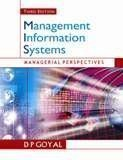 Management Information Systems                        Paperback by D P Goyal (Author)| Pustakkosh.com