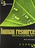 Human Resource Management by V. S. P. Rao