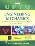Engineering Mechanics As per the new Syllabus of GBTU Common to all Branches of Engineering by S.S. Bhavikatti