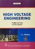 High Voltage Engineering by C L Wadhwa