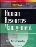 Human Resources Management by Mirza Saiyadain