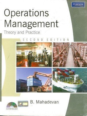 Operations Management with Cd Old Edition                        Paperback by B. Mahadevan (Author)| Pustakkosh.com
