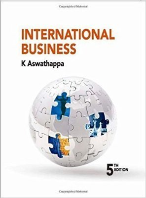 International Business by K. Aswathappa