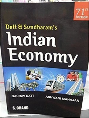 Indian Economy -2015 by MAHAJAN