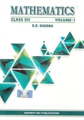 Mathematics Vol. 1 & 2 Class - 12
