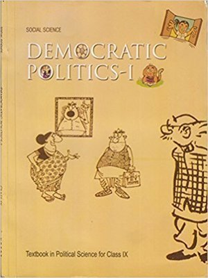 Democratic Politics - 1  Textbook in Social Science for Class - 9  - 972 by NCERT