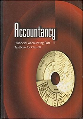 Accountancy Financial Accounting Part - 2 for Class - 11- 11112                        Paperback by NCERT (Author)| Pustakkosh.com