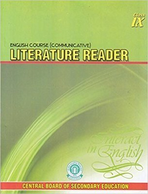 NCERT English Course (Communicative) Literature Reader For Class - 9