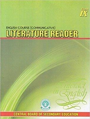 NCERT English Course (Communicative) Literature Reader For Class - 9